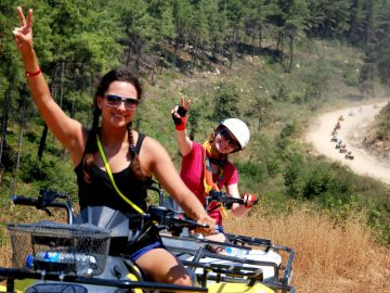 Belek Quad Safari Atv turu